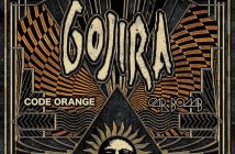 Gojira Bristol Code Orange Car Bomb