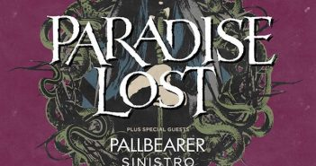 Live Review: Paradise Lost & Pallbearer, L'Usine Geneva 21st October 2017