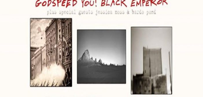 Live Review: Godspeed You! Black Emperor on Halloween at The Troxy