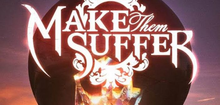 Live Review: Make Them Suffer, Novelists & Cursed Earth, Manchester 24.10.17